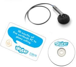Ipevo Skype Starter Kit