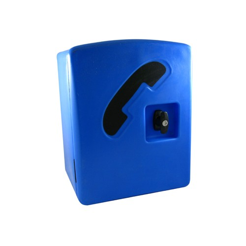Storacall RM Telephone Cabinet - Blue