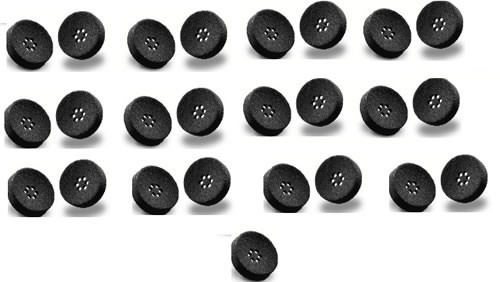 Project Soft Ear Cushions **Pack of 25**