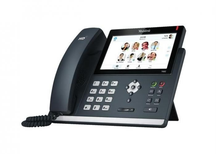 Yealink T48G IP Phone (Skype for Business Edition) - New