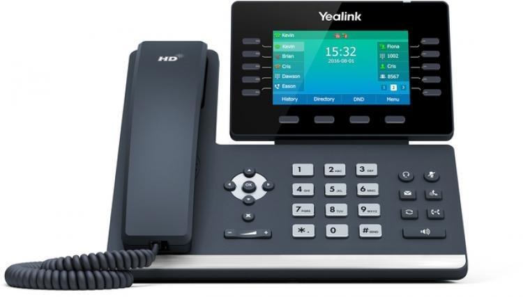 Yealink T54S Smart Media SIP Phone - New