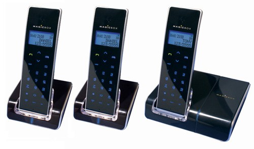 MagicBox Touch DECT Triple Pack