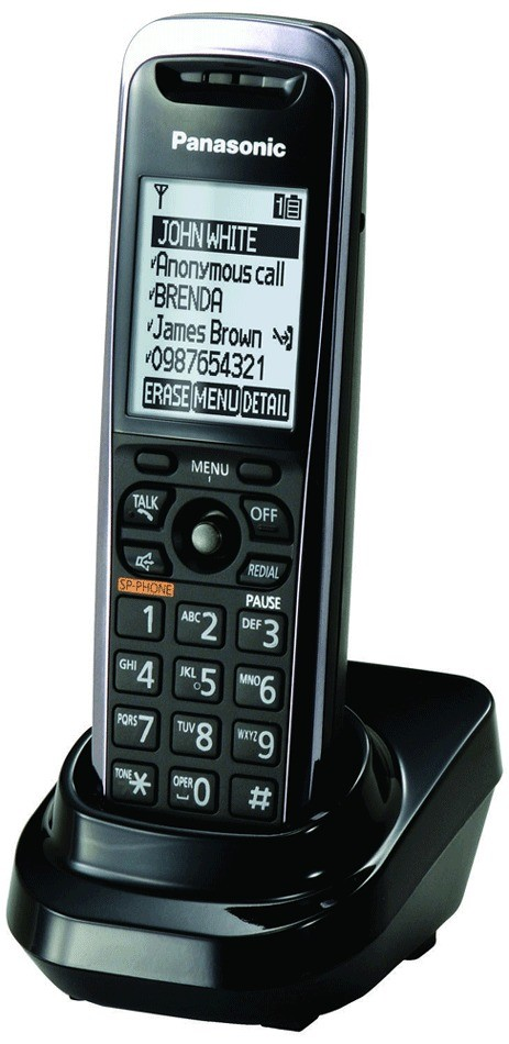 Panasonic KX-TGP550 SIP IP Phone & Twin Cordless Handsets