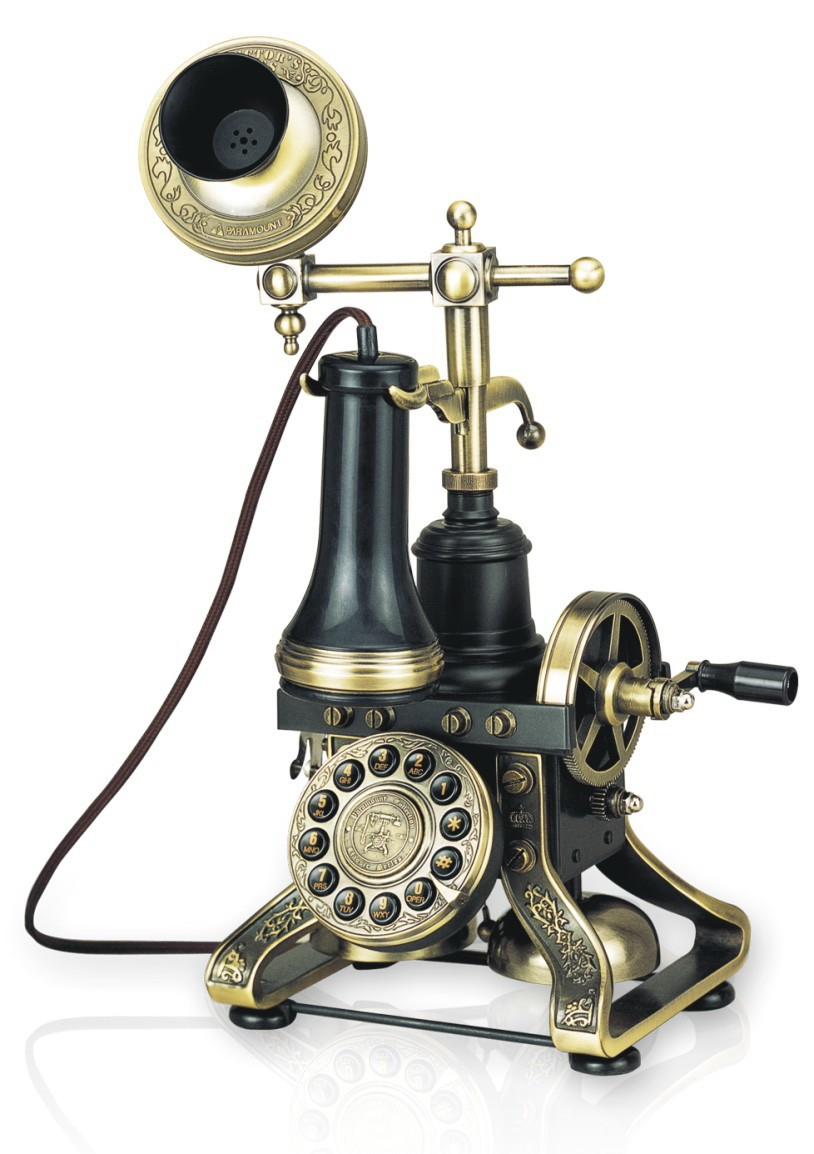 Classical GPO 1884 Emperor Push Button Telephone