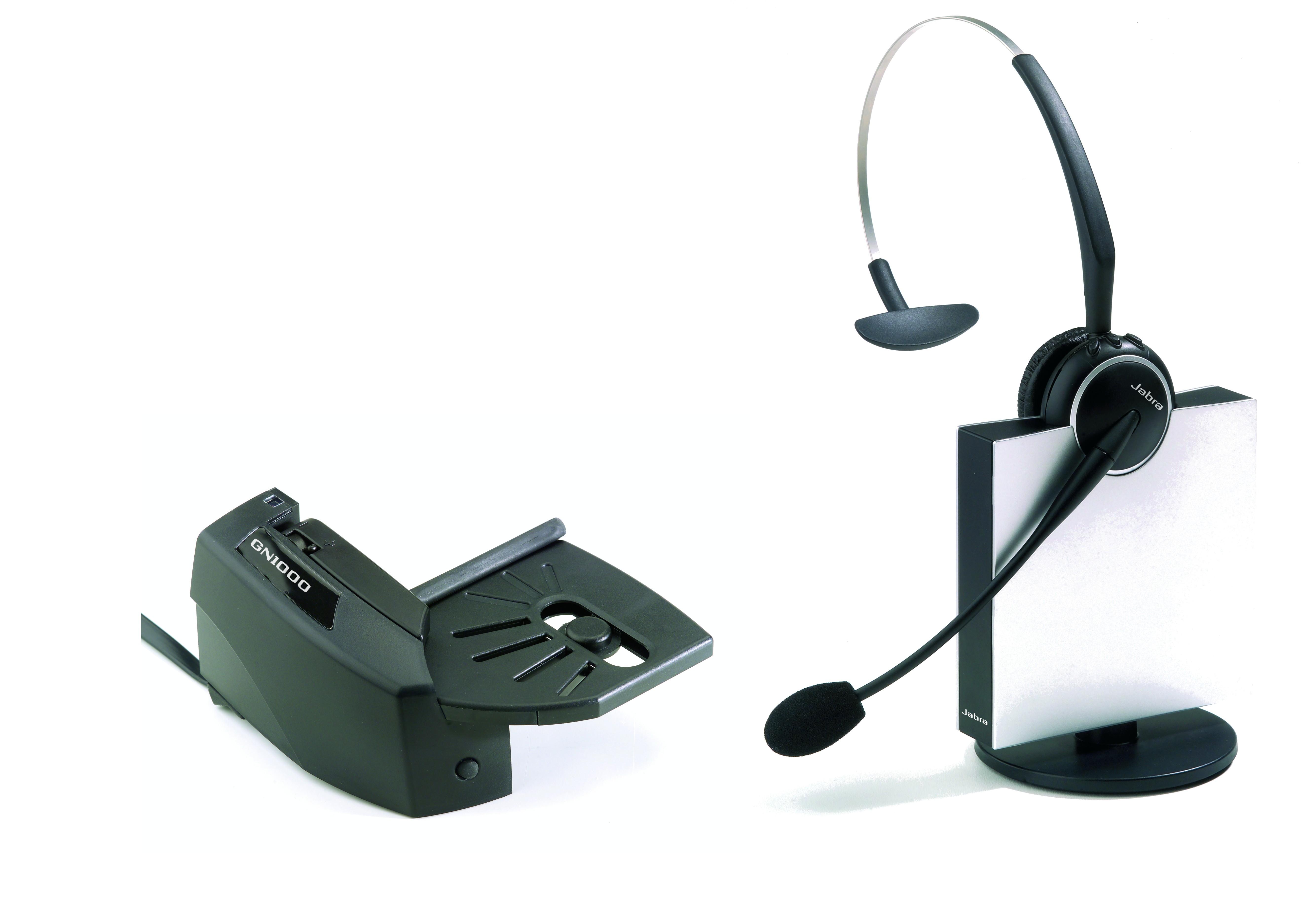 GN Netcom Jabra 9120 DECT Flex Boom & GN1000 Handset Lifter - A Grade