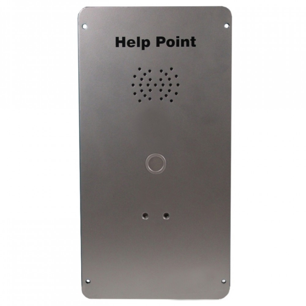 Gai-Tronics Vandal Resistant 1 Button Communication Point