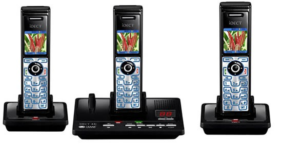 IDECT X3I Trio Designer DECT Phone