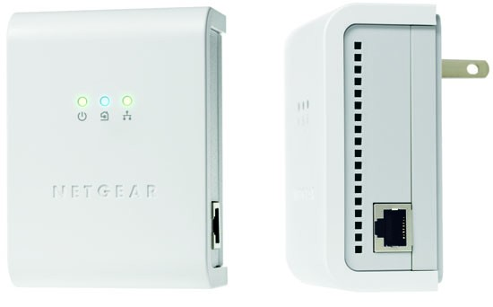 Netgear 85 Mbps powerline Network Adapter Kit XETB1001