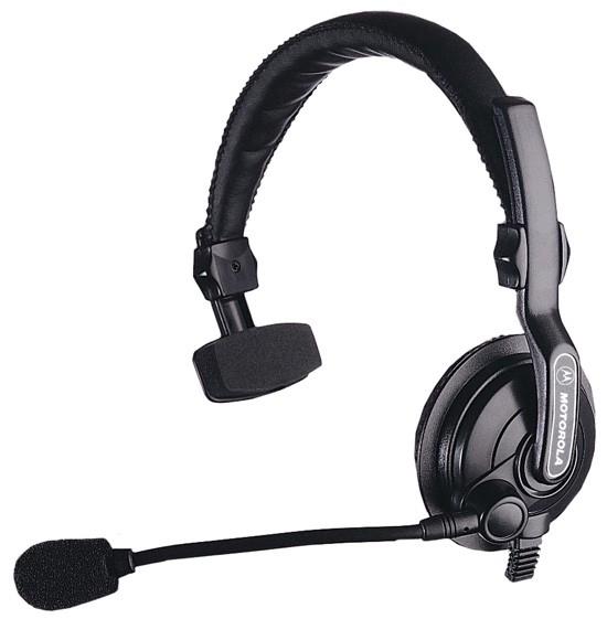 Motorola Headset with Swivel Microphone for XTN446