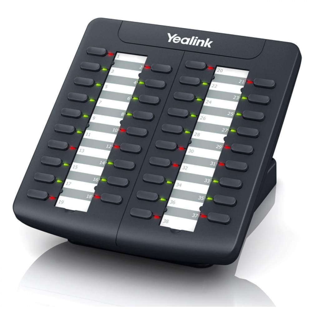 Yealink 38 Button Expansion Module