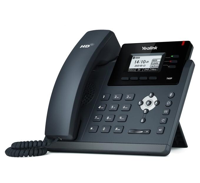 Yealink T40P 3 Line IP Phone