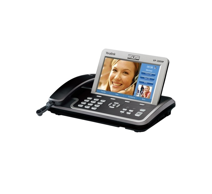 Yealink VP2009 Video IP Phone With PoE