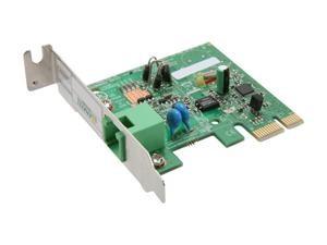 Zoom World APP V.92/V.44 56K PCI Express Data Fax Modem