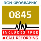 0845 - Gold Telephone Number