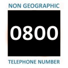 0800 - Platinum Telephone Number