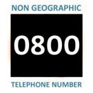 0800 - Platinum Telephone Number