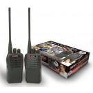 Mitex General UHF Twin Pack (PK2) Two Way Radio