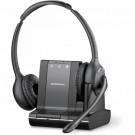 Plantronics Savi Office W720 Binaural Cordless Headset For PC, Desk Phone & Mobile
