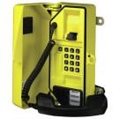 DAC RA708 Vandal Resistant Phone - Yellow