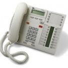 Meridian Norstar T7316 System Telephone - Platinum