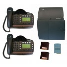 BT Versatility 4 line Analogue Telephone System With 2 x V8 Handsets