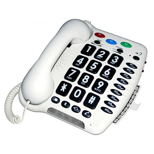 Geemarc ClearSound 100 Big-Button Telephone
