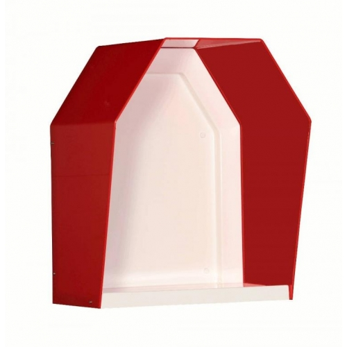 Storacall T800 Acoustic Hood - Red - New