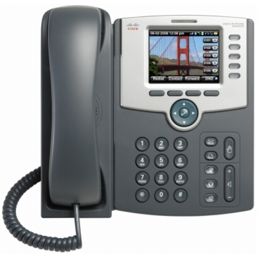 Cisco SPA525G 5-Line IP Phone with Colour Display - A-Grade