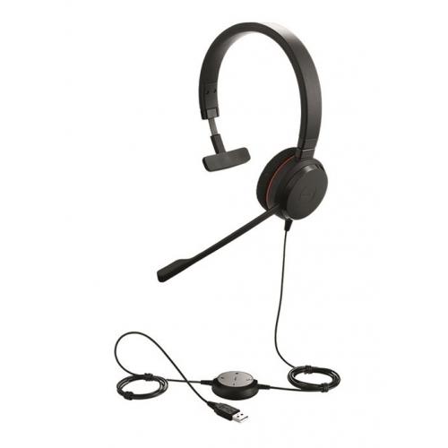Jabra EVOLVE 20 - Mono USB Headset