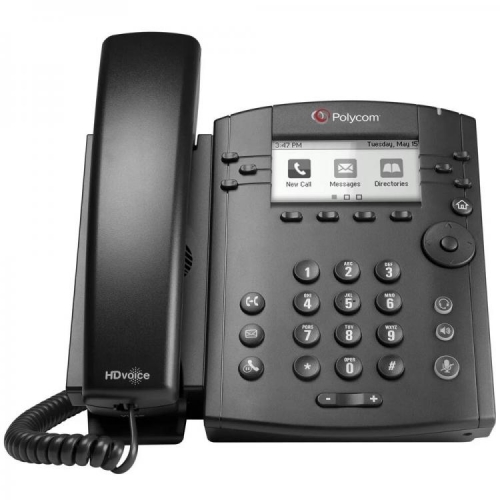 Polycom VVX 311 IP Telephone (No PSU)