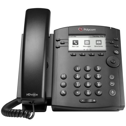 Polycom VVX 301 IP Telephone (No PSU)