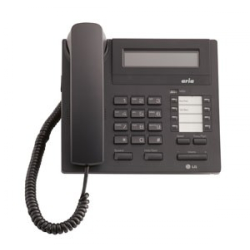 LG LDP 7008D System Handset - Black
