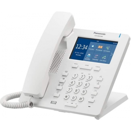 Panasonic KX-HDV340 Touch Screen Display SIP Telephone - White - New