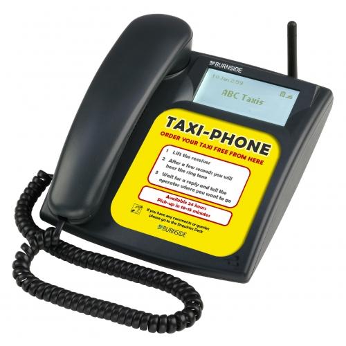 Burnside P300 No-Button GSM Phone