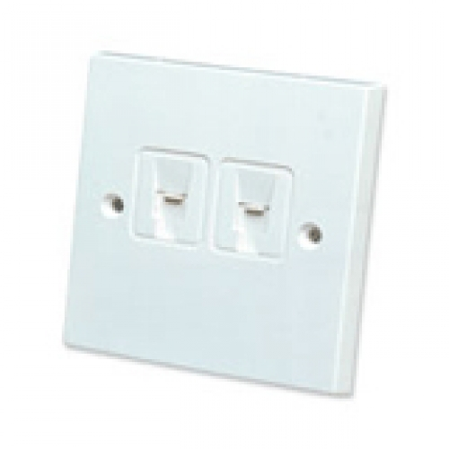 Austin Taylor RJ11 4-series western electric style socket