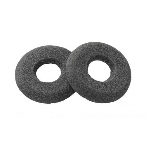 Plantronics Compatible SupraPlus Donut Ear Cushion (PK2) - New