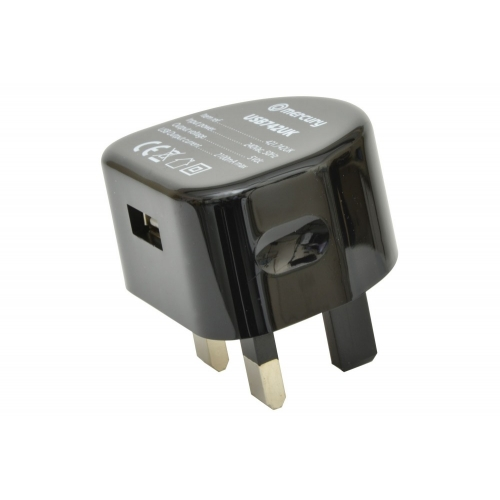 421.742UK COMPACT USB CHARGER 2100mAh
