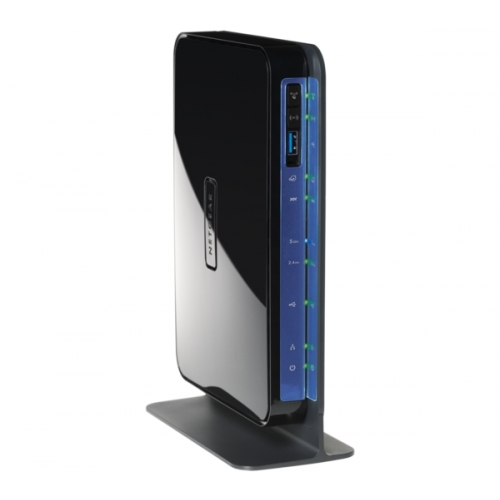 Netgear N600 Wireless Dual Band Gigabit DSL Modem Router