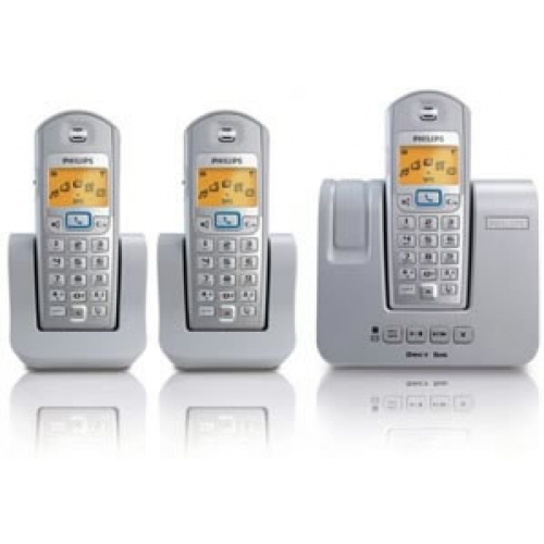 Philips 515 Triple DECT With Answerphone