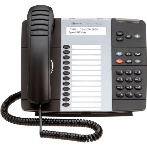 Mitel 5312 IP System Telephone - A Grade