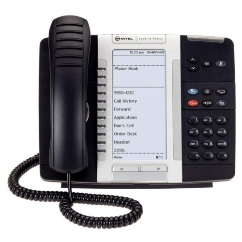 Mitel 5330 IP System Telephone (Backlit) A-Grade