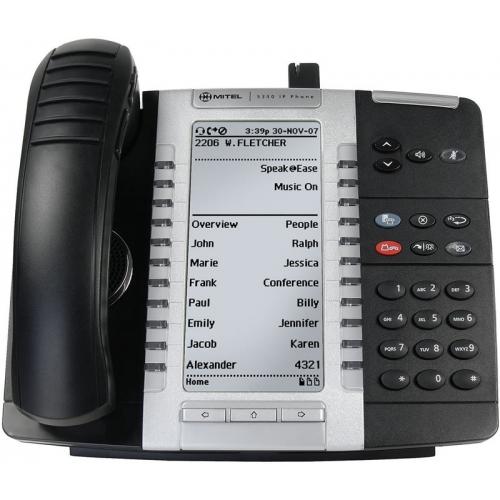 Mitel 5340 IP System Telephone - A Grade