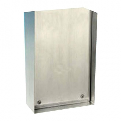 North Supply Pancode Stainless Steel Surface Mount Box