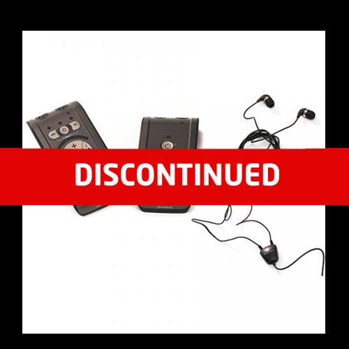 Action On Hearing Loss Rnid Bellman Domino Pro Elite Listener