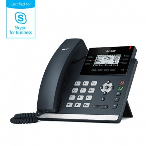 Yealink T42G IP Phone (Skype for Business Edition)