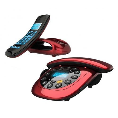 Binatone idect Carrera Combo DECT Cordless Phone With Answering Machine - Twin