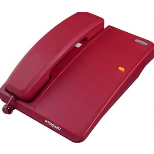 Interquartz Programmable Telephone 9281P - Red
