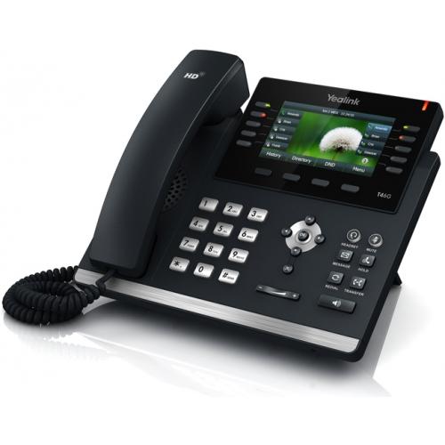 Yealink T46GN Ultra-elegant Gigabit IP Phone