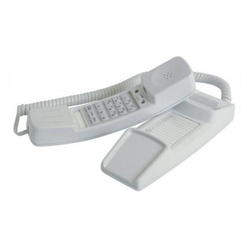 Interquartz Voyager 9826 Slimline Phone (Light Grey) - New