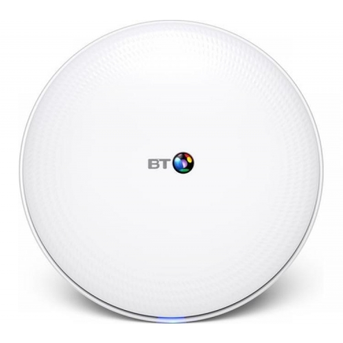 BT Whole Home Wi-Fi AC2500 Dual Band Networking System Add On Disk - New